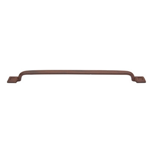 Top Knobs Hardware Cabinet Pull in True Rust Finish M1830