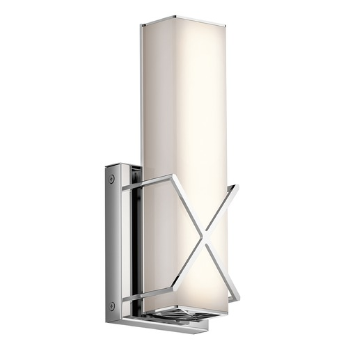 Kichler Lighting Kichler Lighting Trinsic LED Sconce 45656CHLED