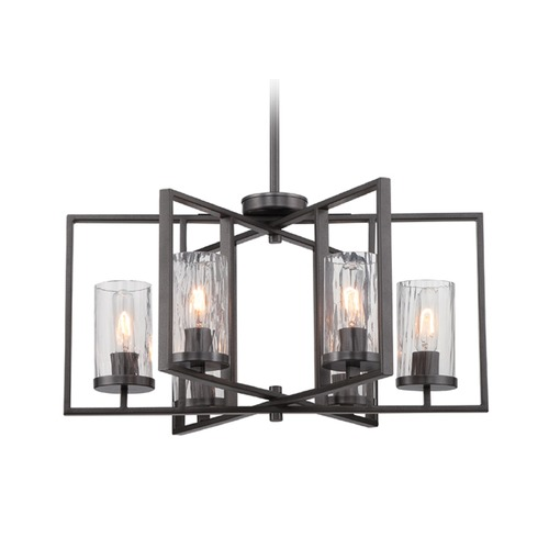 Designers Fountain Lighting Designers Fountain Elements Charcoal Chandelier 86586-CHA
