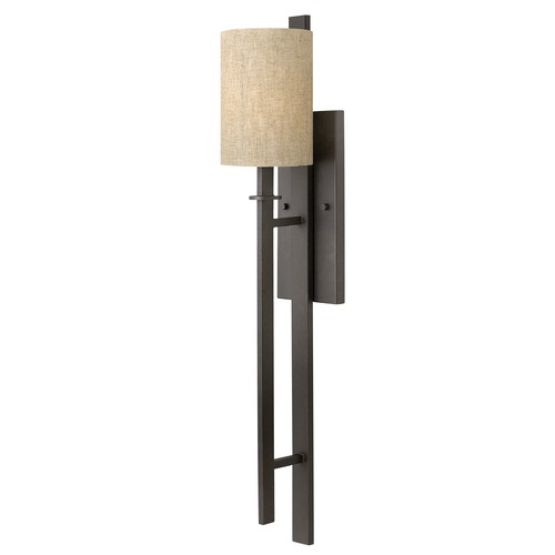 Hinkley Hinkley Sloan Regency Bronze Sconce 4549RB