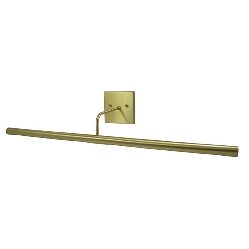 House of Troy Lighting House Of Troy Slim-Line Satin Brass LED Picture Light DSLEDZ28-51