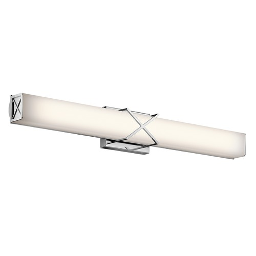 Kichler Lighting Kichler Lighting Trinsic LED Bathroom Light 45658CHLED