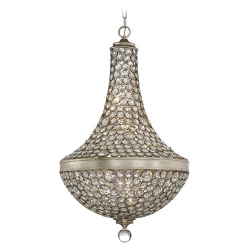 Savoy House Savoy House Lighting Obsidian Argentum Pendant Light 7-831-8-211