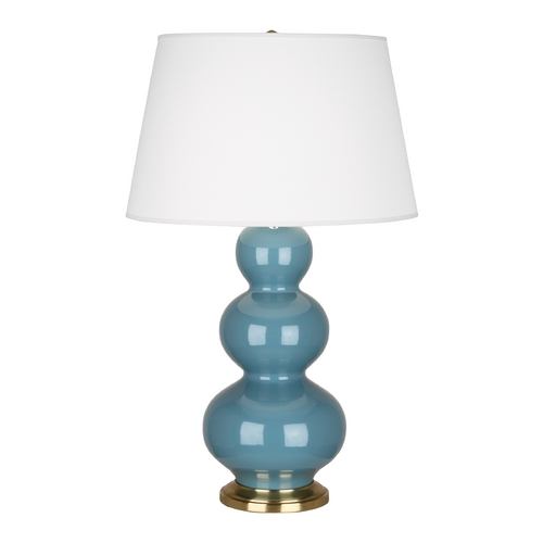 Robert Abbey Lighting Robert Abbey Triple Gourd Table Lamp OB40X