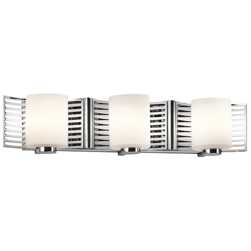 Kichler Lighting Kichler Lighting Selene Chrome Bathroom Light 45433CH