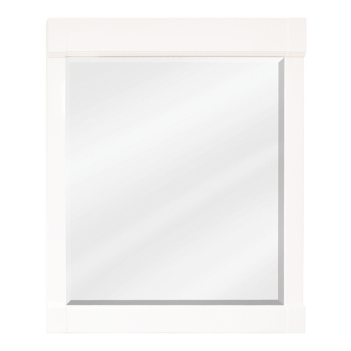 Hardware Resources Rectangle 28-Inch Mirror MIR091-30