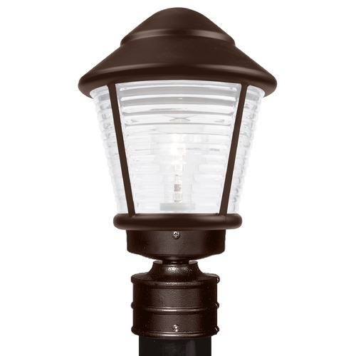 Besa Lighting Besa Lighting Costaluz Post Light 310098-POST-FR