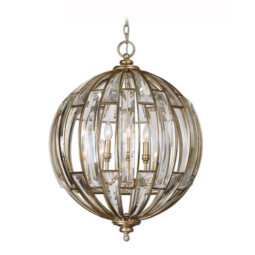 Uttermost Lighting Uttermost Vicentina 6 Light Sphere Pendant 22031