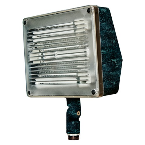 Dabmar Lighting Verde Green Polycarbonate Area Flood Light DF5875-VG