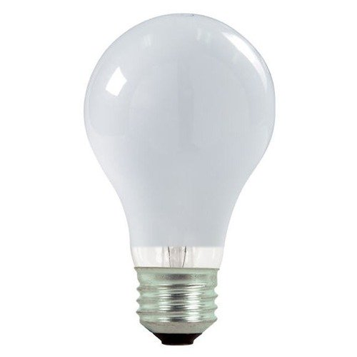 Satco Lighting Soft White A19 Light Bulb - 75-Watt Equivalent S2407