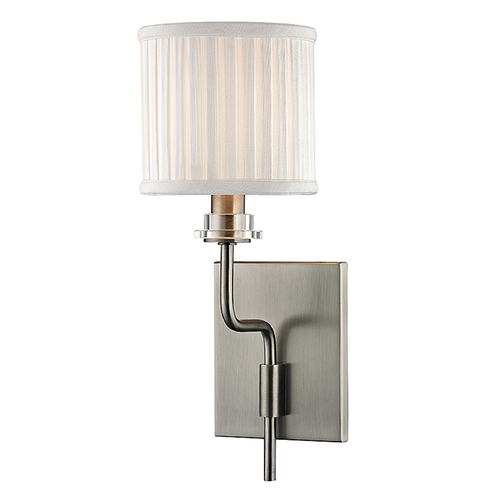 Hudson Valley Lighting Hudson Valley Lighting Gorham Historic Nickel Sconce 3351-HN