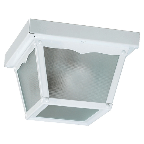 Quorum Lighting Quorum Lighting White Close To Ceiling Light 3080-7-6