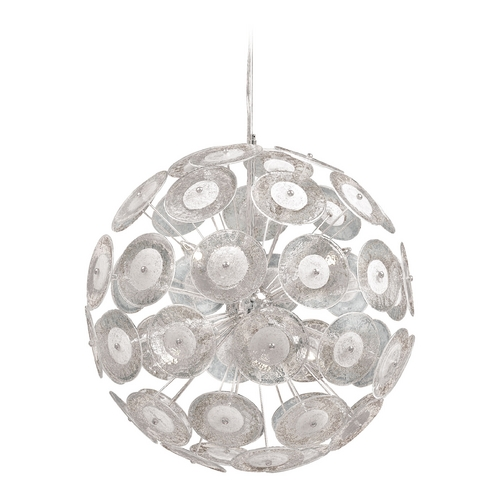Cyan Design Cyan Design Dandelion Chrome Pendant Light 6361-6-14