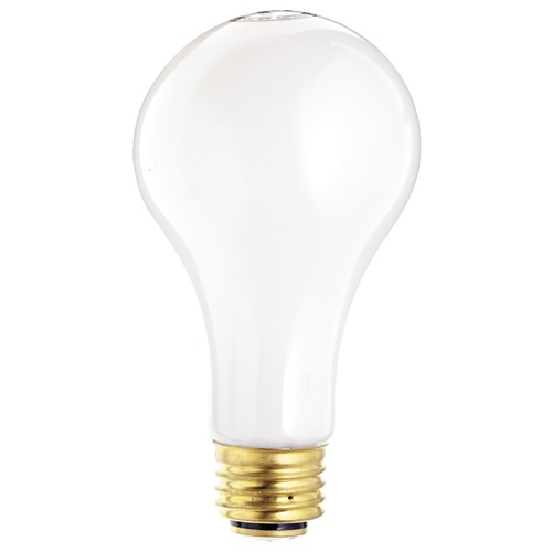 Satco Lighting Incandescent Three-way Light Bulb Medium Base 2700K Dimmable S1820