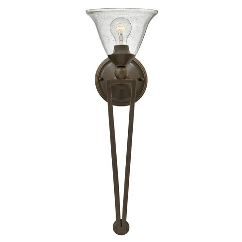 Hinkley Lighting Hinkley Lighting Bolla Olde Bronze Sconce 4671OB-CL