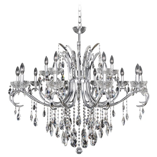 Allegri Lighting Catalani 15 Light Crystal Chandelier 023850-010-FR001