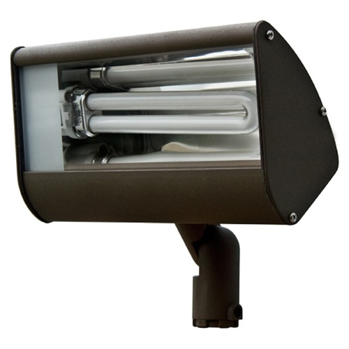 Dabmar Lighting Bronze Cast Aluminum Area Flood Light DF5970-BZ