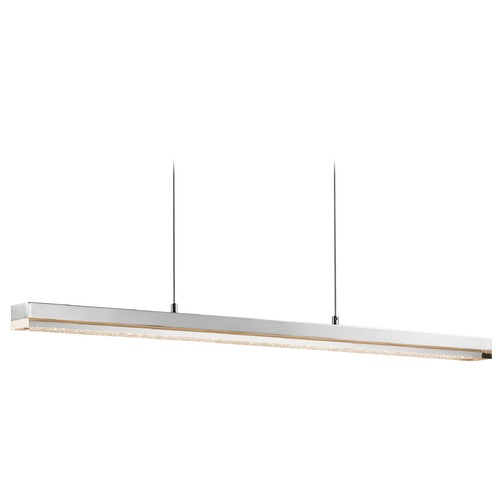Elan Lighting Elan Lighting Gorve Chrome LED Pendant Light 83593