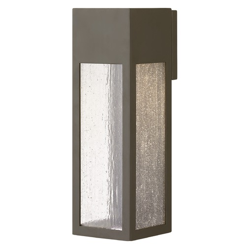 Hinkley Hinkley Rook 15-Inch Bronze LED Outdoor Wall Light 2700K 500LM 1785BZ-LL