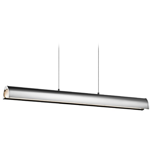 Elan Lighting Elan Lighting Lirna Chrome LED Island Light 83594