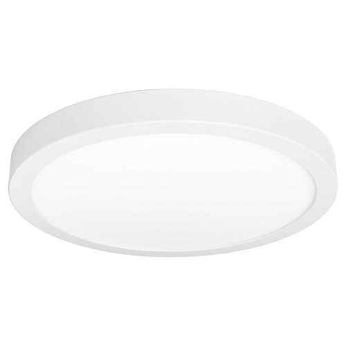 Progress Lighting Progress Lighting Edgelit White LED Flushmount Light 3000K 1725LM P810017-030-30