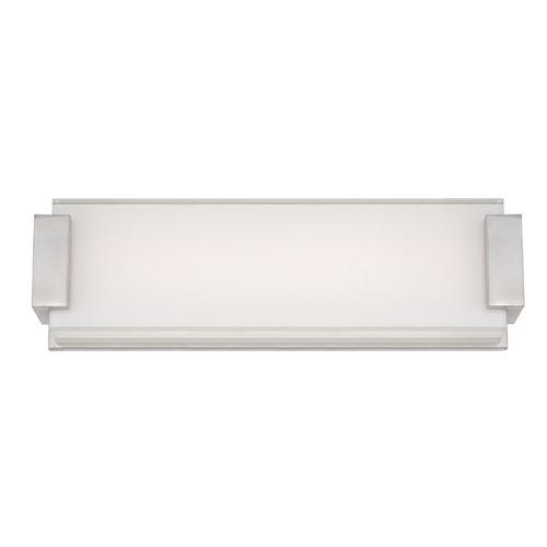 Modern Forms by WAC Lighting Polar LED Bathroom Vanity & Wall Light WS-3218-BN