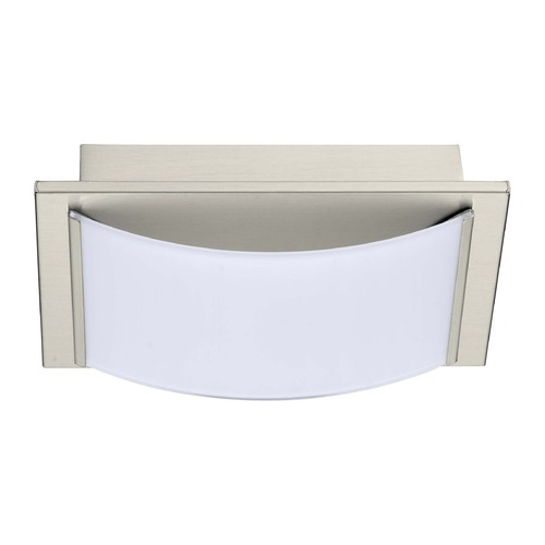Eglo Lighting Eglo Wasao Matte Nickel LED Sconce 201467A