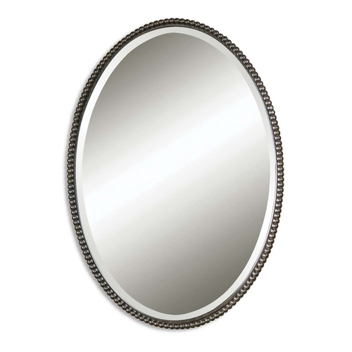 Uttermost Lighting Oval 22-Inch Mirror 01101 B
