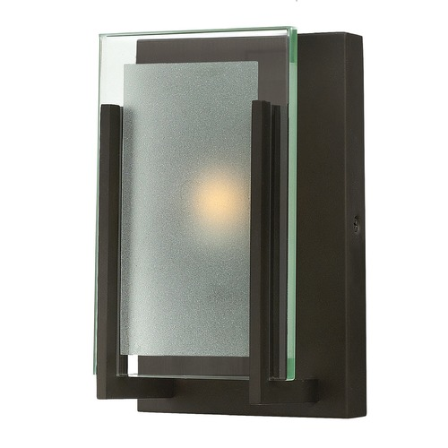Hinkley Lighting Hinkley Lighting Latitude Oil Rubbed Bronze LED Sconce 5650OZ-LED