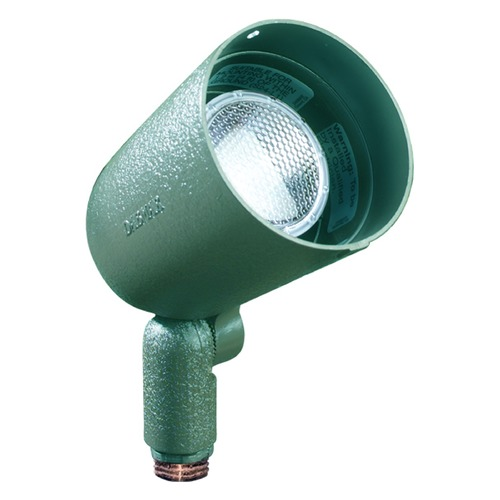 Dabmar Lighting Green Cast Aluminum Directional Spot Light DPR20-G