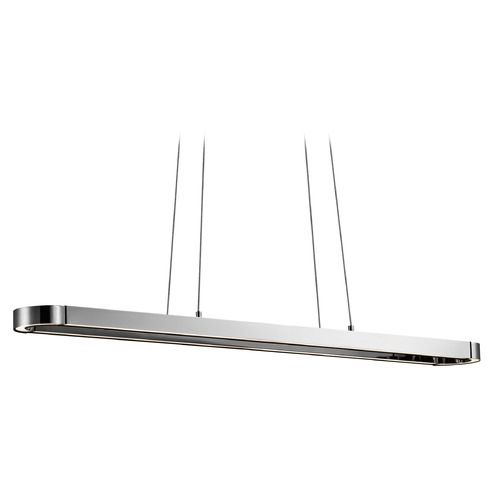Elan Lighting Elan Lighting Quell Chrome LED Pendant Light 83597