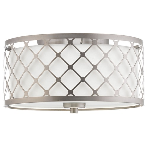 Progress Lighting Progress Lighting Mingle LED Brushed Nickel LED Flushmount Light P2330-0930K9