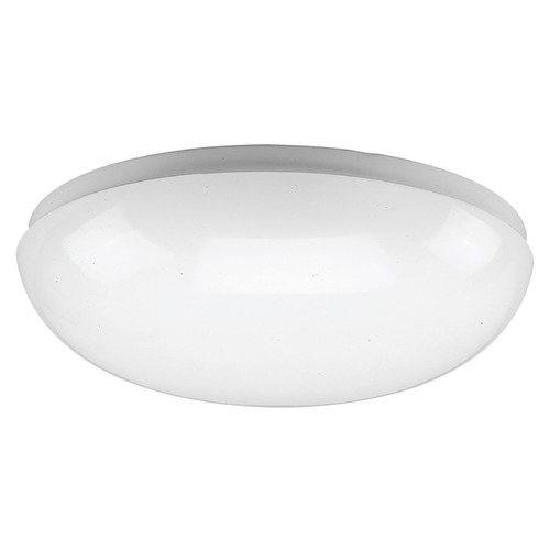 Progress Lighting Progress Lighting Round Clouds White LED Flushmount Light P7385-3030K9