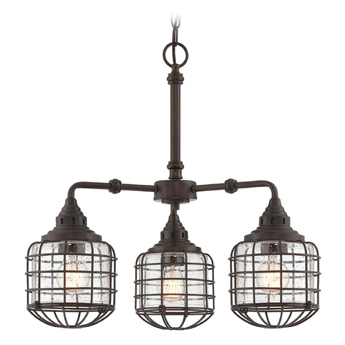 Savoy House Savoy House Lighting Connell English Bronze Chandelier 1-570-3-13