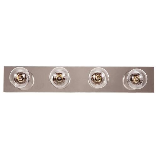 Savoy House Savoy House Chrome Bathroom Light 87117-CH