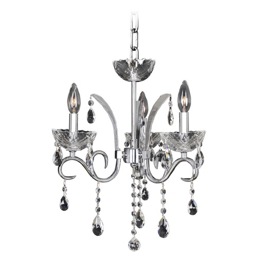 Allegri Lighting Catalani 3 Light Chandelier 023855-010-FR001