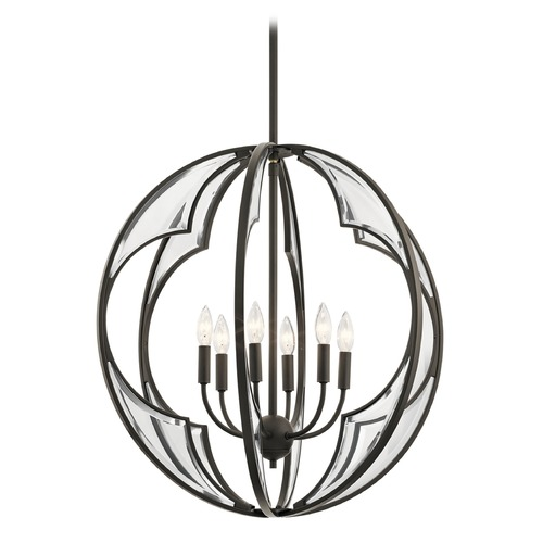 Kichler Lighting Kichler Lighting Montavello Olde Bronze Chandelier 43097OZ