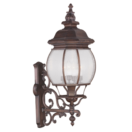 Livex Lighting Livex Lighting Frontenac Imperial Bronze Outdoor Wall Light 7904-58
