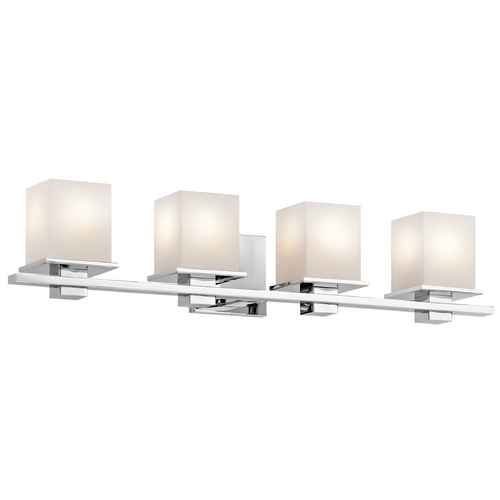 Kichler Lighting Kichler Lighting Tully Chrome Bathroom Light 45152CH