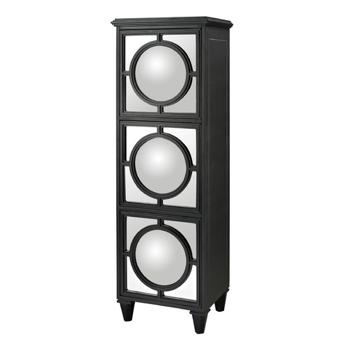 Sterling Lighting Sterling Lighting Ebony Shelving 136-001
