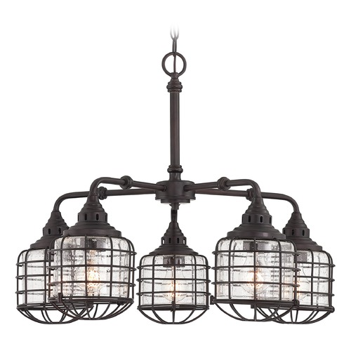 Savoy House Savoy House Lighting Connell English Bronze Chandelier 1-571-5-13