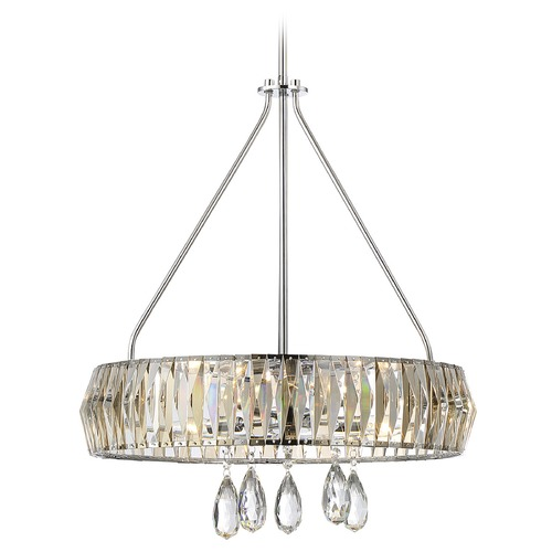 Savoy House Savoy House Lighting Lancaster Polished Chrome Pendant Light 7-972-5-11