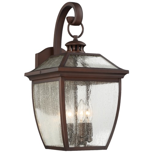 Minka Lavery Minka Sunnybrook Alder Bronze Outdoor Wall Light 72523-246