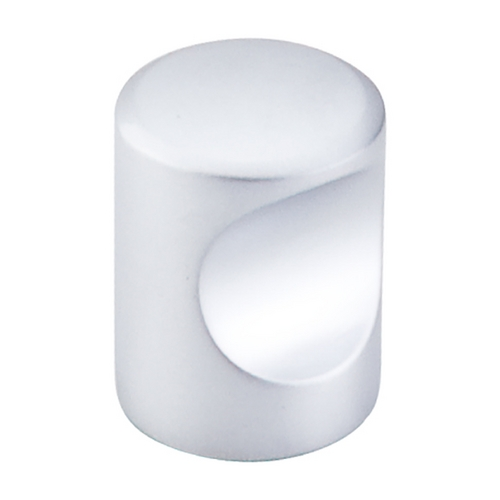 Top Knobs Hardware Modern Cabinet Knob in Aluminum Finish M1872