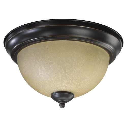 Quorum Lighting Quorum Lighting Old World Flushmount Light 3073-11-95
