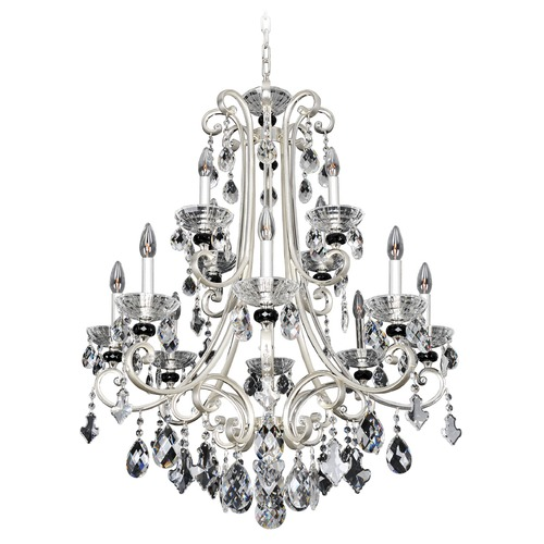 Allegri Lighting Bedetti 12 Light Crystal Chandelier 023952-017-FR001