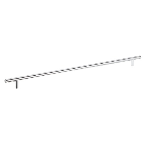 Seattle Hardware Co Chrome Cabinet Pull 19-Inch Center to Center HW3-22-26