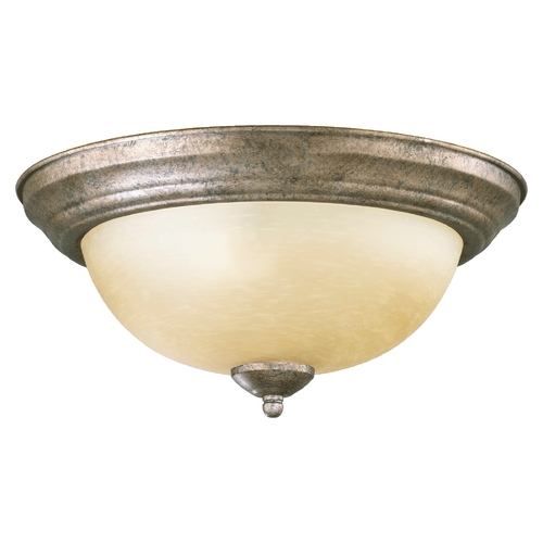 Quorum Lighting Quorum Lighting Mystic Silver Flushmount Light 3073-13-58
