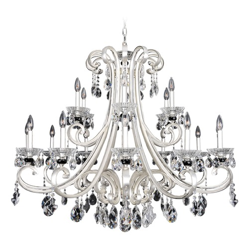Allegri Lighting Bedetti 18 Light Crystal Chandelier 023953-017-FR001