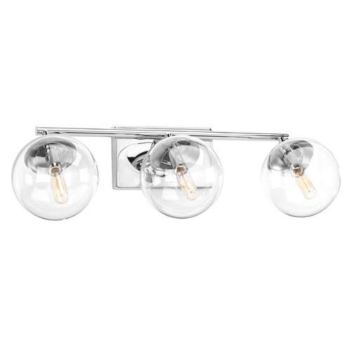Progress Lighting Progress Lighting Mod Polished Chrome Bathroom Light P2856-15